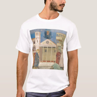 St. Francis Honoured by a Simple Man, 1297-99 T-Shirt