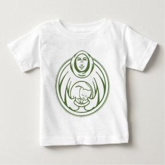 St. Francis Hospice Logo Baby T-Shirt