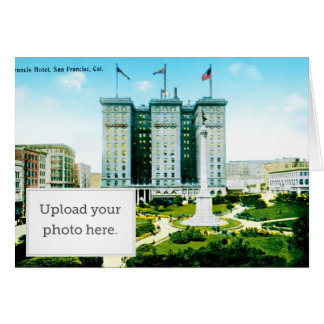 St. Francis Hotel 2 Greeting Card