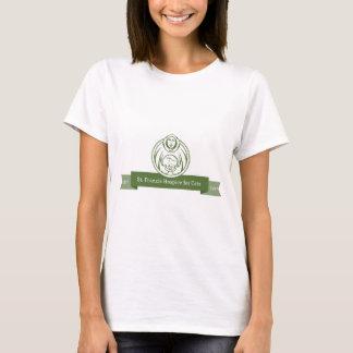 St Francis logo green T-Shirt
