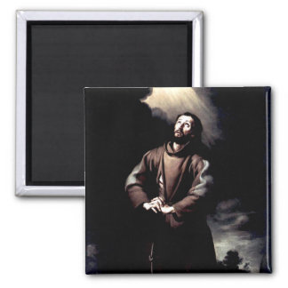 St. Francis of Assisi Fridge Magnet