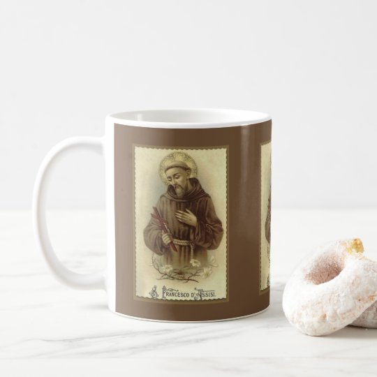 St. Francis of Assisi Patron Saint of Animals