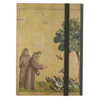 St. Francis of Assisi preaching to the birds Case For iPad Air