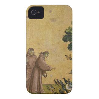 St. Francis of Assisi preaching to the birds Case-Mate iPhone 4 Case