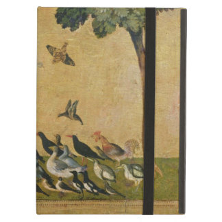 St. Francis of Assisi preaching to the birds Cover For iPad Air