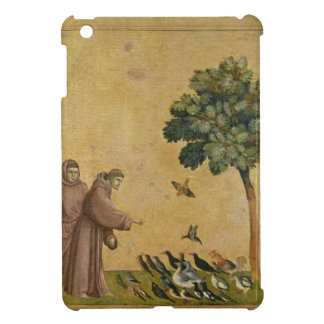 St. Francis of Assisi preaching to the birds Cover For The iPad Mini
