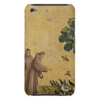 St. Francis of Assisi preaching to the birds iPod Touch Cover