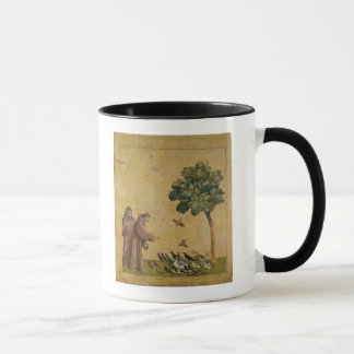 St. Francis of Assisi preaching to the birds Mug