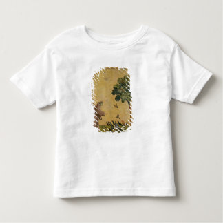 St. Francis of Assisi preaching to the birds Tshirts
