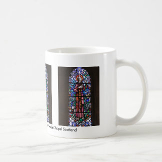 St Francis of Assisi stained glass Coffee Mug