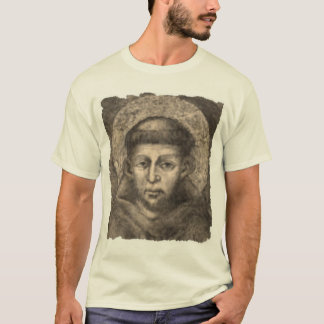 St. Francis Of Assisi T-Shirt