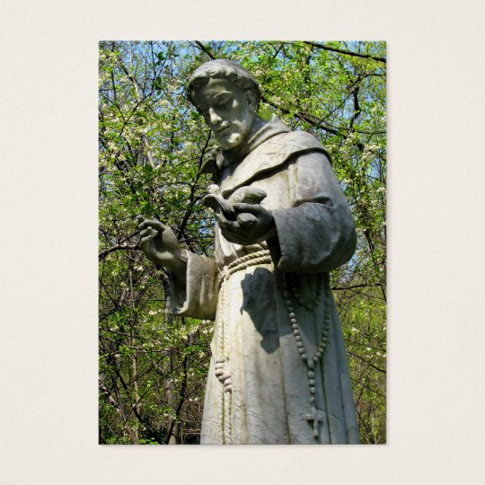St Francis Prayer Cards