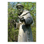 St Francis Prayer Cards Pack Of Chubby Business Cards