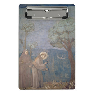 St. Francis Preaching to the Birds, 1297-99 Mini Clipboard