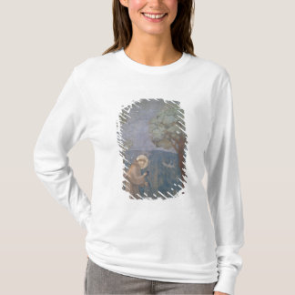 St. Francis Preaching to the Birds, 1297-99 T-Shirt