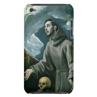 St. Francis Receiving the Stigmata (oil on canvas) Barely There iPod Cover