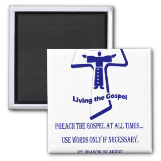 St Francis Square Magnet