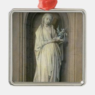 St. Genevieve , c.1479 Christmas Ornament