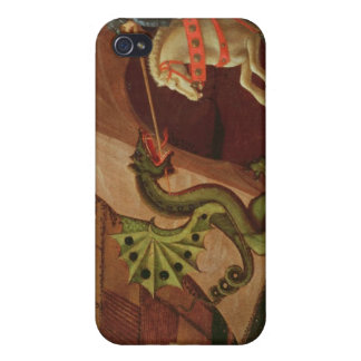 St. George and the Dragon, c.1439-40 iPhone 4 Case