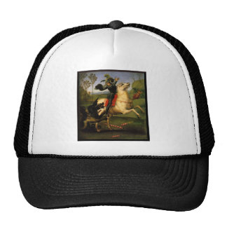 St. George and the Dragon Cap