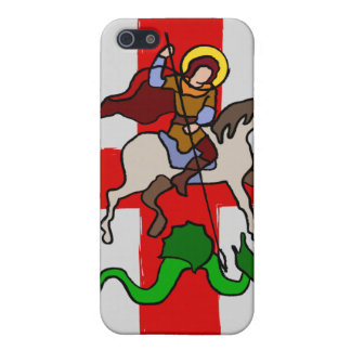 St. George and The Dragon iphone iPhone 5 Case