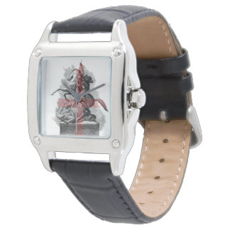 St George And The Dragon With England Cross Wristwatches