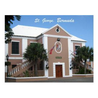 St. George, Bermuda Postcard