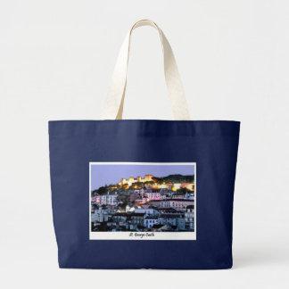 ST GEORGE CASTLE, Lisbon, Portugal Bags