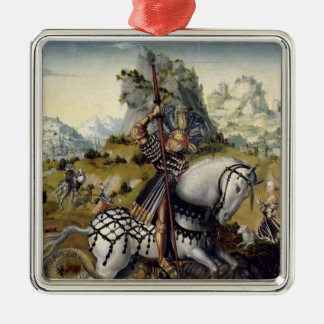 St. George Christmas Ornament