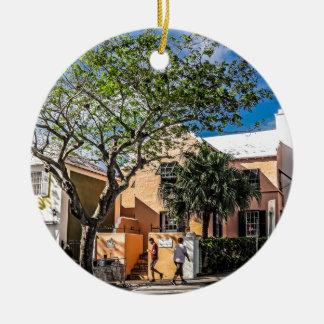 St George Corner Christmas Ornament