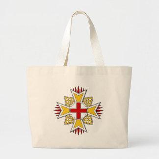 St George Cross Bavaria Canvas Bag