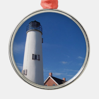 St. George Lighthouse Christmas Ornament