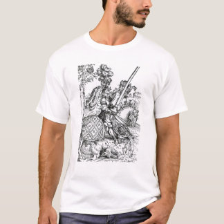 St. George on Horseback, 1507 T-Shirt