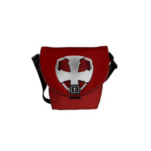 St George Shield Messenger Bag
