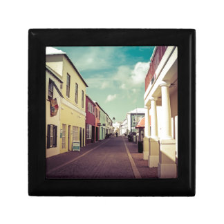 St George Side St 1 Small Square Gift Box