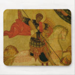 St. George slaying the Dragon Mouse Mat