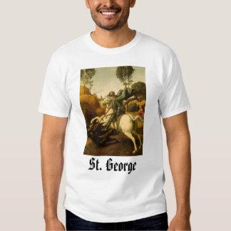 St. George, St. George Tee Shirt