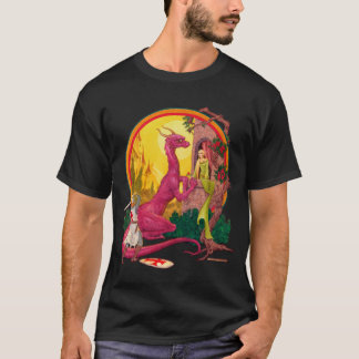 St. George & The Dragon Dark Tee Shirt