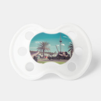 St Georges Cannons Pacifier