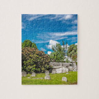 St Georges Cemetery Puzzle