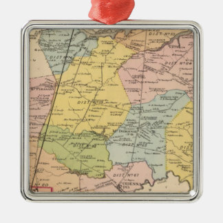 St Georges Christmas Ornament