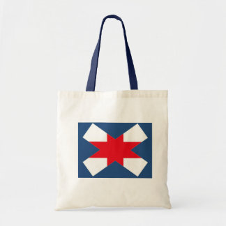 St George's Cross Budget Tote Bag