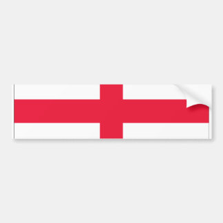 St George's Cross Bumper Sticker