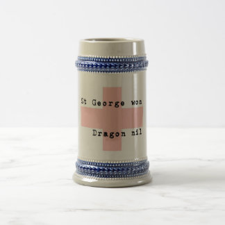 St George's Day Beer Stein