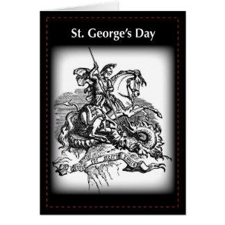 St. George's Day, Black Card