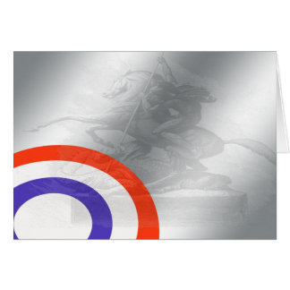 St Georges Day Greeting Card