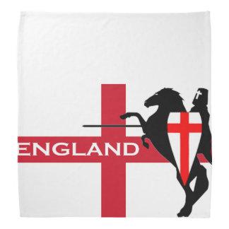St. George's Day England Flag Bandana