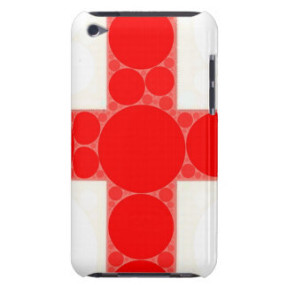 St George's Flag Barely There iPod Case