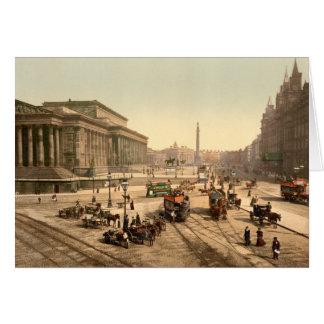 St George's Hall, Liverpool, Merseyside, England Card