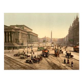 St George's Hall, Liverpool, Merseyside, England Postcard